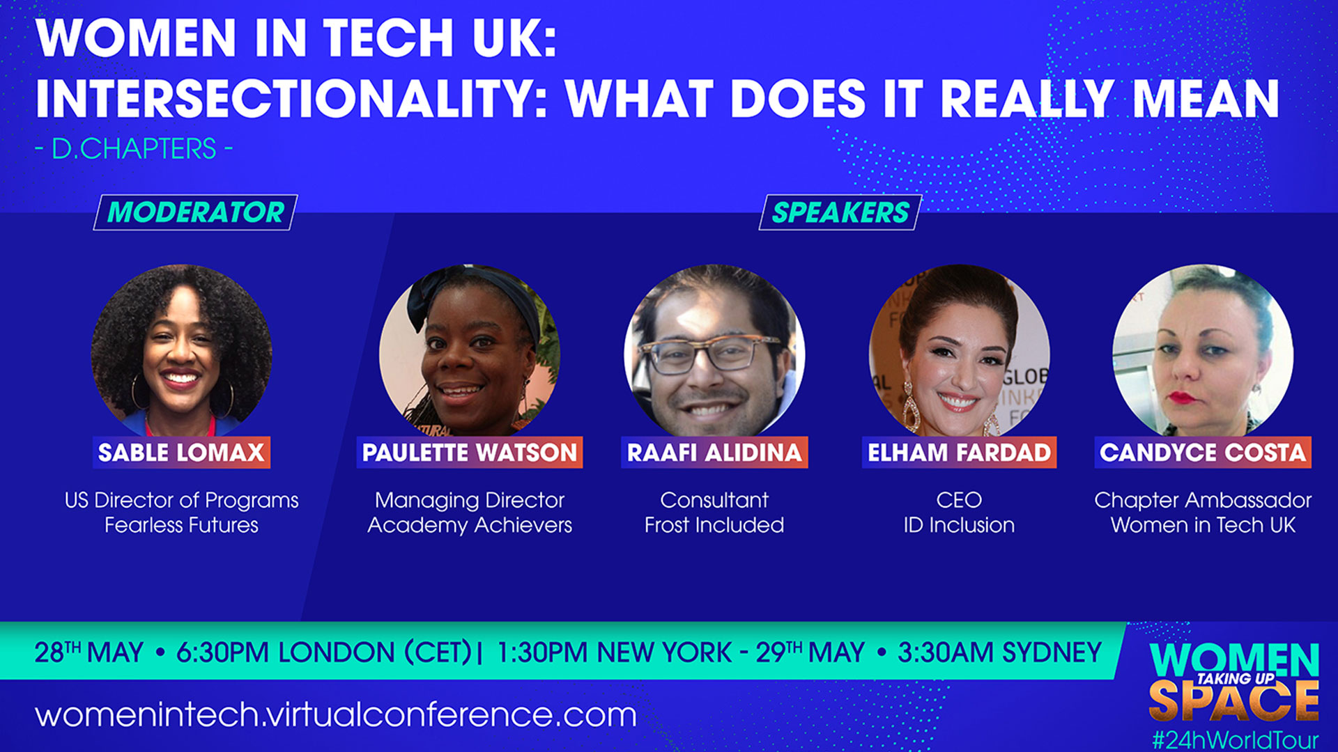 Intersectionality: What does it really mean – Women in Tech UK