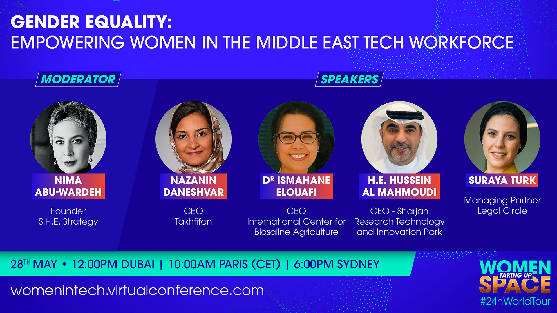 Gender Equality: Empowering women in the Middle East Tech workforce