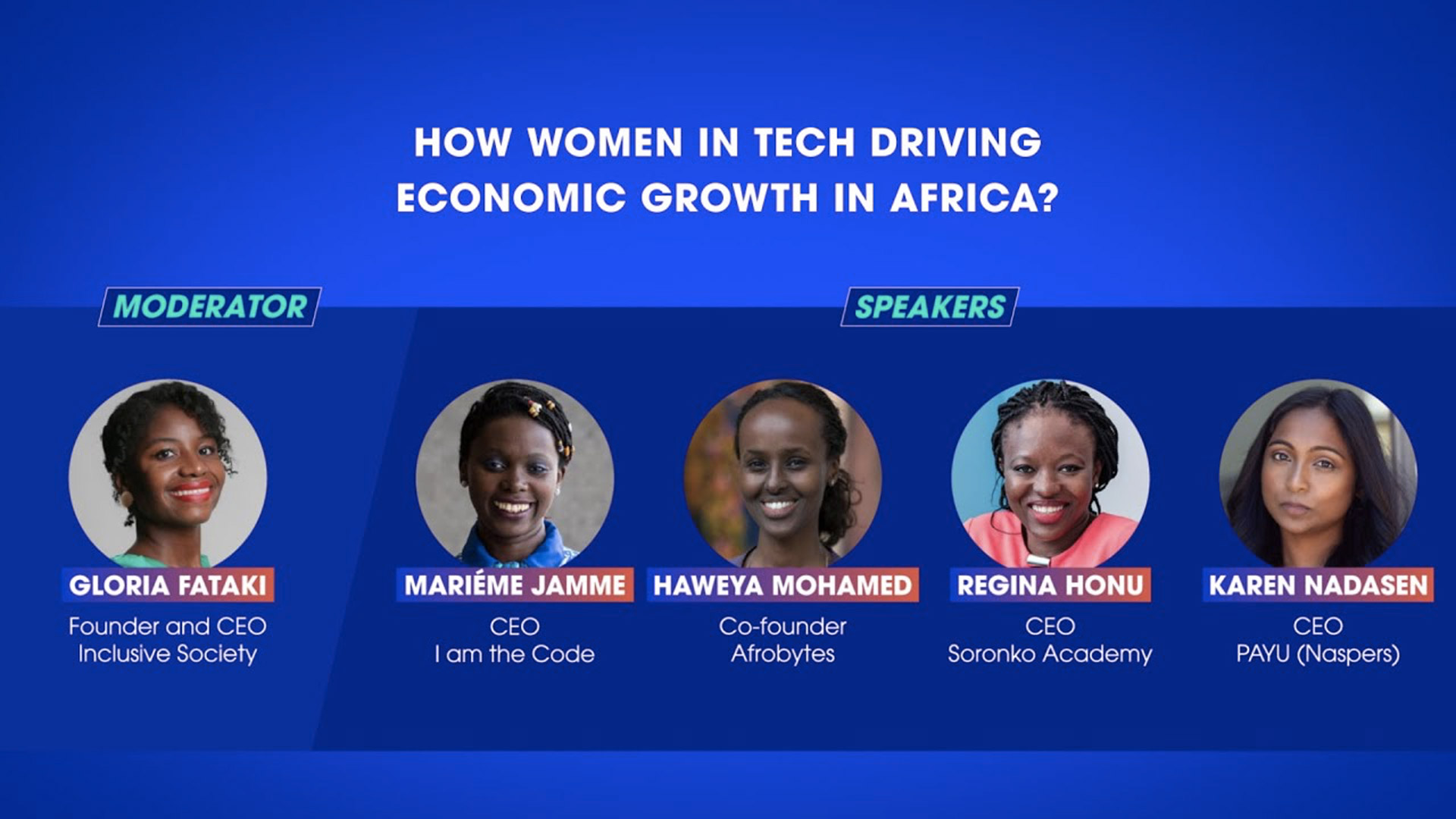 How Women in Tech Driving Economic Growth in Africa?